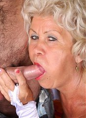 Francesca loves getting it with a younger guy and here she gets a good heap of cock cramming
